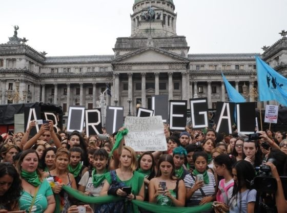 La Nacion Se Expidio Sobre El Aborto En Un Extenso Editorial